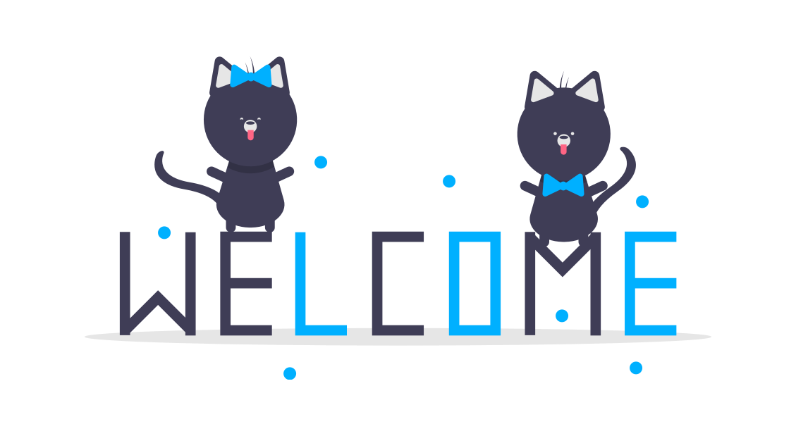 Welcome cats!